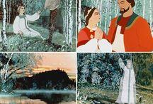 Fantasy, fairy tales and folk