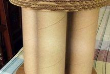 Tubbos de carton