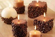 Svíčky a světýlka