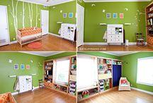 Preschool paint