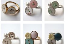 Button Jewelry & Crafts / by Betty C