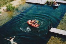 Přírodní bazény