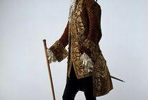 Mens fashion 1700-1800