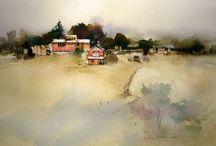 John Lovett / John Lovett Watercolor