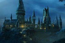 Hogwarts / Harry Potter <3 <3