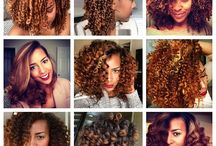 Natural Hair / Everything you need to know about natural hair.