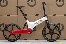 Gocycle GS / They say you can't re-invent the wheel or improve the design of the bicycle. We want to do both.   Introducing the Gocycle GS