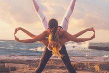 Yoga pózok