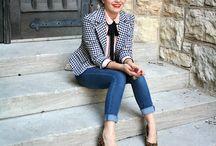 Evolving My Style - Blazers & Coats