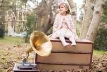 Styized photography: Vintage / Vintage themed child portraiture