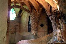 Antonio Gaudi.