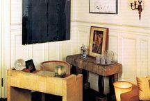 Warhol's apartment