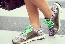 Sneakers love ❤️ / Jeg ELSKER sneakers. Så her vil jeg ligge pins med dem jeg synes er flotte.