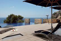 Terrasses Extérieures design / Déclinez votre #carrelage intérieur sur votre terrasse