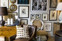 Картины на стенах