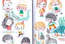 Character children
