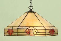 hall lampshades