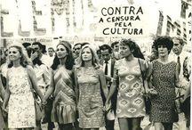 Brasil: Ditadura Militar (1964-1985) / Imagens referentes à ditadura militar brasileira