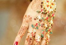 Desi Jewelry / by Mashal Hassan
