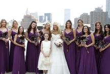 Colored Weddings - Purple / by Bethan Johnston