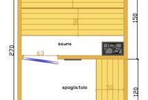 SAUNA+DRESSING ROOM OUTDOOR&GARDEN  Effimera Factories /  SAUNA+DRESSING ROOM OUTDOOR&GARDEN  Effimera Factories
