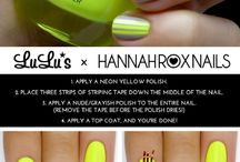 Nails  / This is a board for nail tutorials and ideas