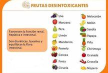frutas desintoxicantes / ¡¡Buenos días!! ¿Conoces las frutas desintoxicantes? Puedes tomarlas naturales o bien en nuestros comprimidos Emoticono smile http://www.nutricionycomplementos.com/…/bCom…/bCommerce.exe…