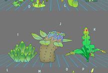 Vegetations