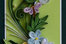 QUILLING / by Nancy Huntington