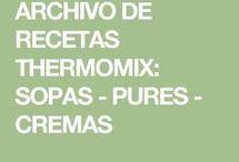 sopas thermomix