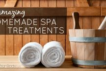 DIY Spa Treatments / by Stephanie Crawford Flood