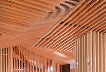 interior: CEILING