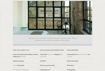 Webdesign / by Simone Bosbach