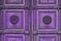 - [ Color - Violet ] -