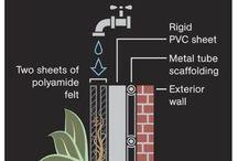 Záhrada - vertikálna