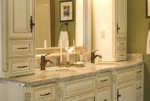 bathrooms / by Barbara Urps