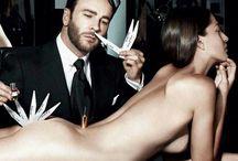 nude chic / Il fashion che unisce designer, fotografia e l'arte del nudo al limite della sensualità senza eccedere alla volgarità.  Una femminilità estrema