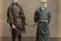 Japonia stare zdjęcia 1860-1900