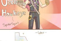 Uncle Hawkeye