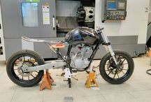 My Project Bike