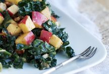 Salad Inspiration  / by Bianca Drago