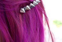 Hair/  accessories / by Cassie Pogue