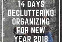 organizing my home