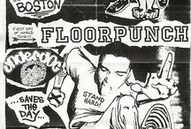 Punk flyers / posters / zines / magazines