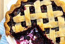 BLUEBERRY RECIPES / by Shirley Hindle