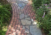 Garden Foot Path