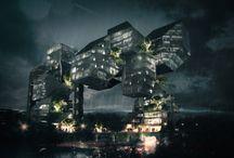 Futuristic Arch Wonders