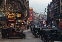 London in the 40's