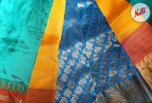 Bangalore Sarees / Resplendent Collection of the beautiful Bangalore Sarees