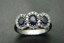 Unique custom rings